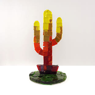 cactus regular nevada yellowred